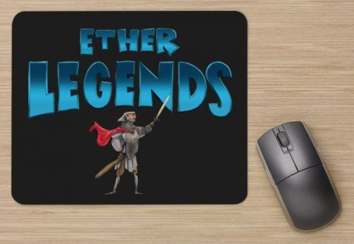 Ether Legends Mouse Pad