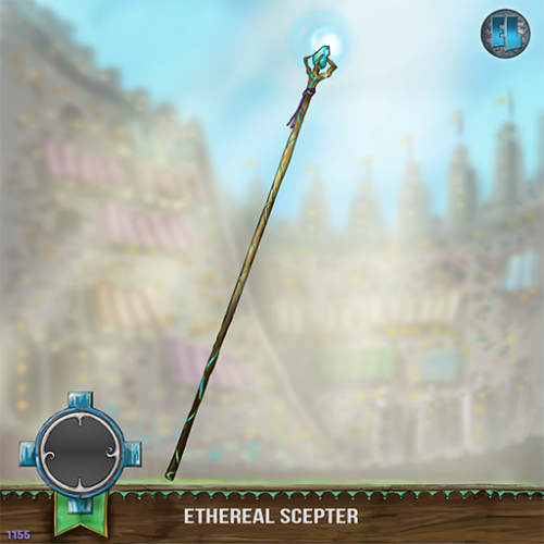 Ethereal Scepter