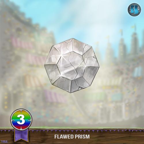 Flawed Prism