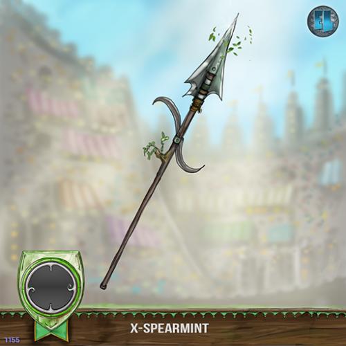 X-Spearmint