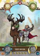 Forost and Dirk Legendary Collab Card