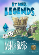 Digital Random Card (Men and Beasts)